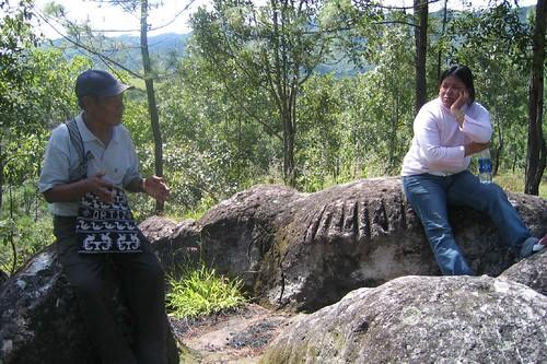 Chico Ramirez & Eulalia Paiz
