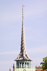 Twisted Spire in Copenhagen