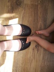 Comfy toes