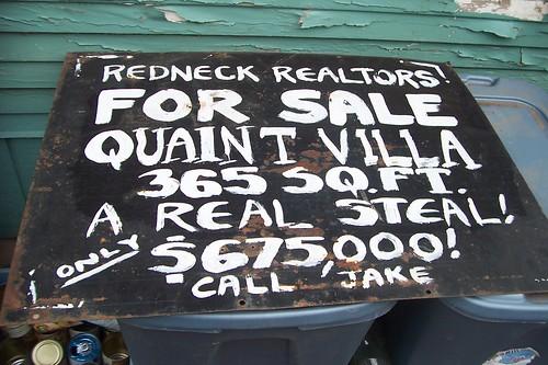 'redneck realtors'