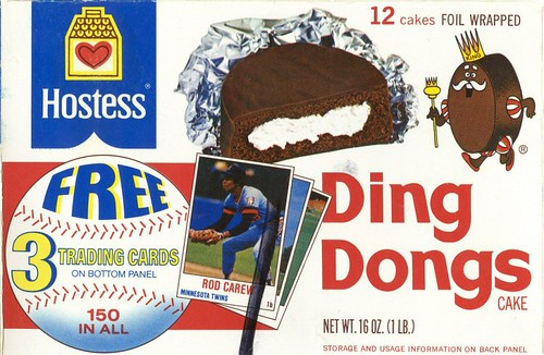 Hostess Ding Dongs, 1978