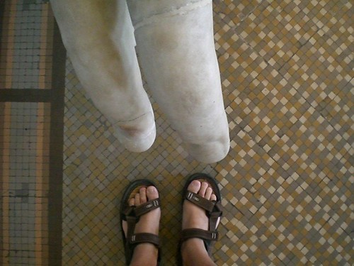feet&fingers [piedi&dita], roma, rome