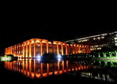 Itamarati Palace - Brasilia - by Luiz Felipe Castro