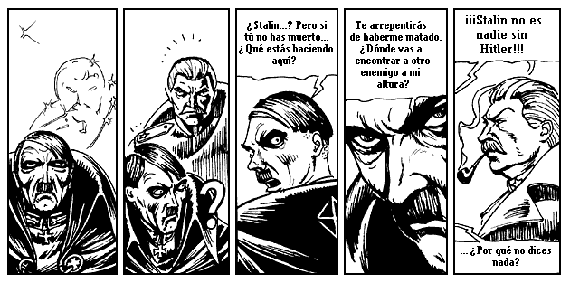 Comic Stalin vs Hitler - Alexey Lipátov 510882640_e97d040aff_o
