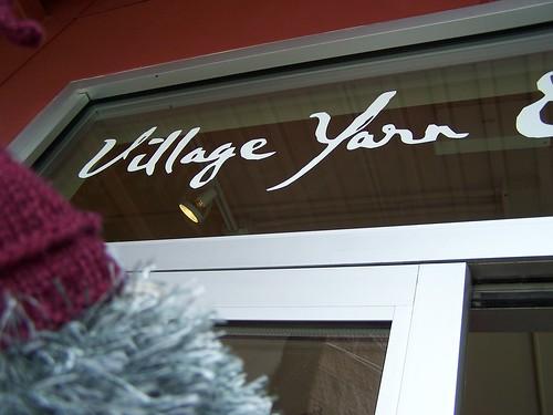 Yarn Shop!!