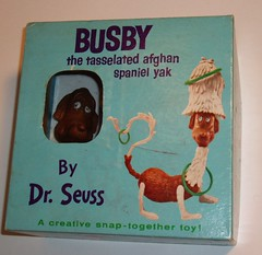 Dr Seuss Busby model kit