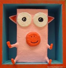 Oinc, oinc! - by bacondog