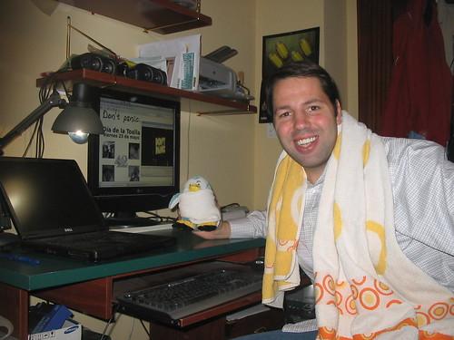Feliz Día de la Toalla 2007