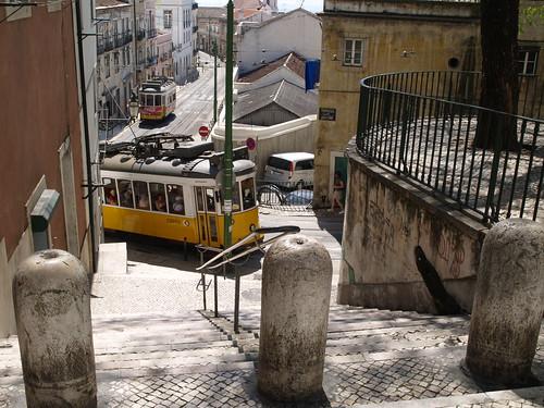 Lisboa - Travessa de São Tomé