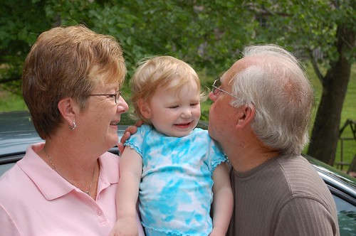Grandma, Leda and Granddaddy
