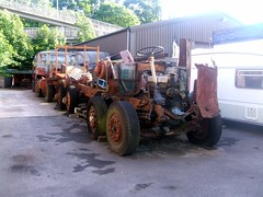 chassis (Moments of Yesterday) Tags: old 2 truck wagon major leeds lorry mammoth 77 1939 aec mlii