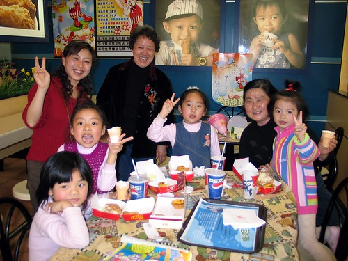 Kfc Birthday Party On The Eastern Journey