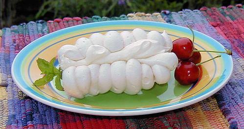 Cream Meringue