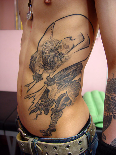 this tattoo is a cover-up,