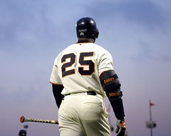 Barry Bonds - Image Provided by studartlioff fro Flickr.com