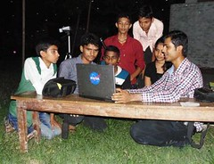 NAGSS Trainer with Students