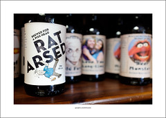Rat arsed (Descended from Ding the Devil) Tags: bakewell dof derbyshire beer beyondbokeh bokeh depthoffield photoborder ratarsed selectivefocus