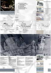"""Back to the future"", 6 th International plain air architectural competition, Szczecin 1996"