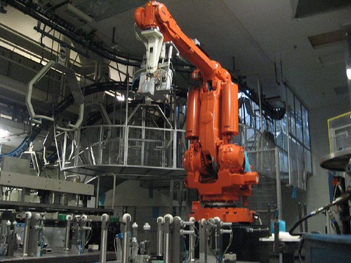 ABB Assembly Line Robot by avramc, on Flickr