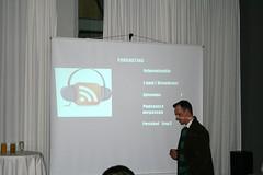 Webmontag - Vortrag Podcasting