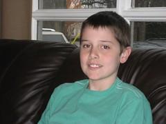 Ben is 11!