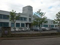 Edinburgh Art Deco (cloudberrynine) Tags: edinburgh artdeco craigmillar