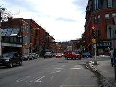 Downtown Brattleboro