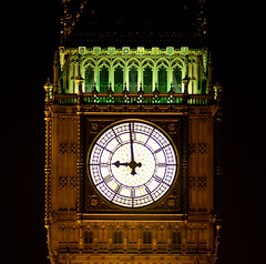 Clock Face - by J.Salmoral