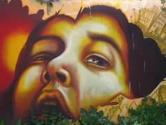 Kensington Street graffiti