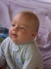 Soft baby (MichelleMacPhearson) Tags: boy baby face babyboy colum colm