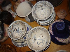 Reproduction pottery - Ferryland historic reproductions
