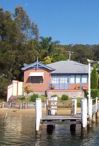 Holiday rental Wagstaffe Wharf