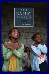 New 'Baha'i World' volume published: 2005-2006