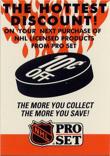 Pro-Set, 90-91, discount