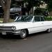 1964 Cadillac Coupe De Ville front 3q