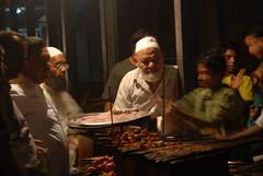 Kababs near Jama Masjid