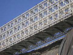 Pacific Coast Hwy Temp Bridge (norcal diver down) Tags: bridge beach highway1 mendocino schoonergulch