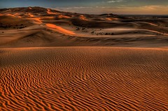 Red Desert (bgladman) Tags: travel sunset red sahara landscape atardecer photography golden photo nikon desert d70 stock explore morocco maroc marocco nikkor sands marruecos marokko laluz merzouga itsonginvite モロッコ interestingness459 i500 almaghrib 摩洛哥 laslucesdelatardecer brendangladman