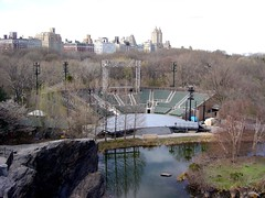 Delacorte Theater & Turtle Pond