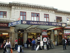 Picture of Farringdon Station