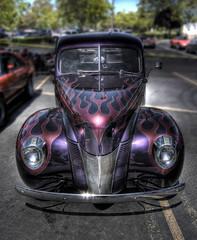 Petaluma Car Show (Josh Sommers) Tags: show classic car petaluma allrightsreserved weekendamerica colorphotoaward copyrightjoshsommers2007