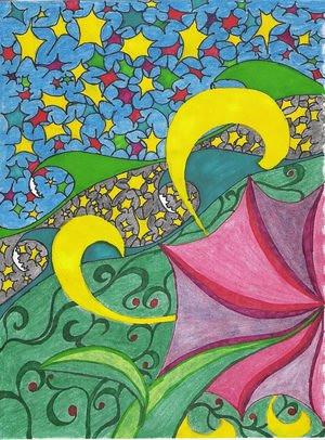 Under Stars, by Hannah