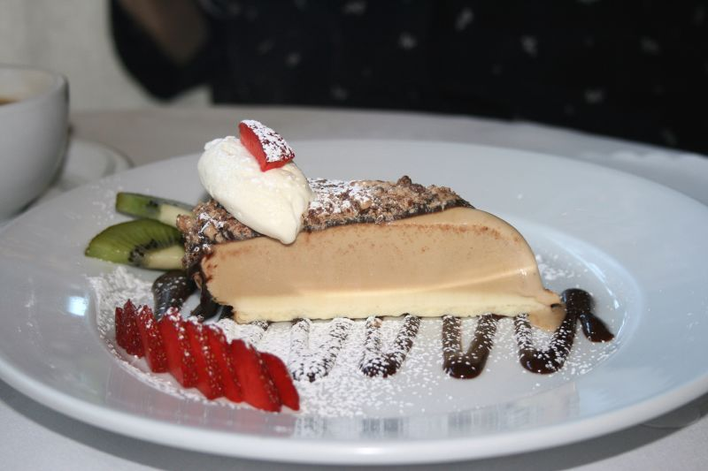 Ice cream tarte