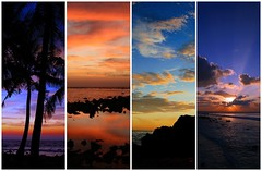 My Favourite Sunsets (maapu) Tags: fdsflickrtoys sunsets collection maldives supershot interestingness475 i500 abigfave abigfav maapu mauroof