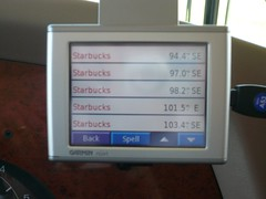 3rd Week - Nearest Starbucks
