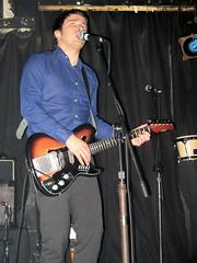 Peter, Bjorn and John (NicoleChavas) Tags: john bottle concert empty may 8 peter indie miyagi bjorn 2007 fujiya