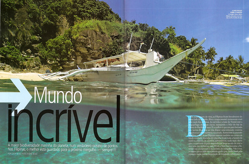 Mergulho -Filipinas