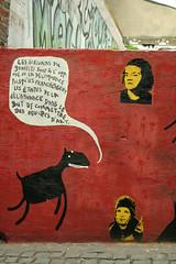 Obtre, RUR (SpUtNik 23 -RUR und MKZ) Tags: street brussels urban streetart art wall stencil sophie bruxelles gagarin juri scholl faucon rur obes lesmarolles iouri ruedufaucon obtre