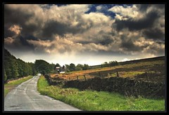 To The Storm (andrewlee1967) Tags: uk england storm clouds landscape yorkshire moors andrewlee canon400d andrewlee1967 focusman5