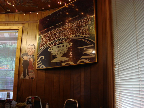 Interior, Nick's In The Sticks, Tuscaloosa AL